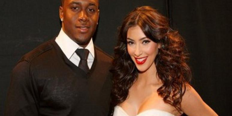 Are Kim Kardashian And Reggie Bush Back On?!
