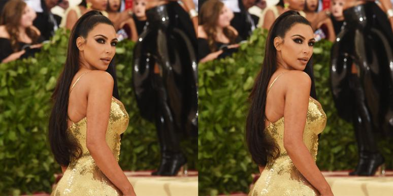 Photos Of Kim Kardashian's Butt Show Cellulite — And People Are Fat Shaming Her