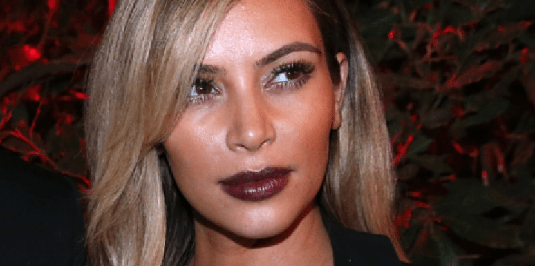 Parenting: TMI! What Did Kim Kardashian Do After Giving Birth?