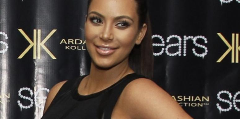 Kim Kardashian Learns Her Baby's Sex: Video!