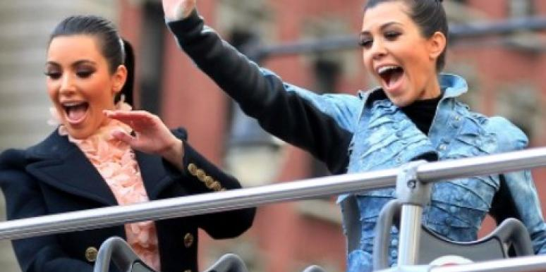 kim and kourtney take new york kardashian kardashians