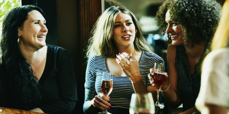What The Kind Of Wine You Drink Says About Your Personality