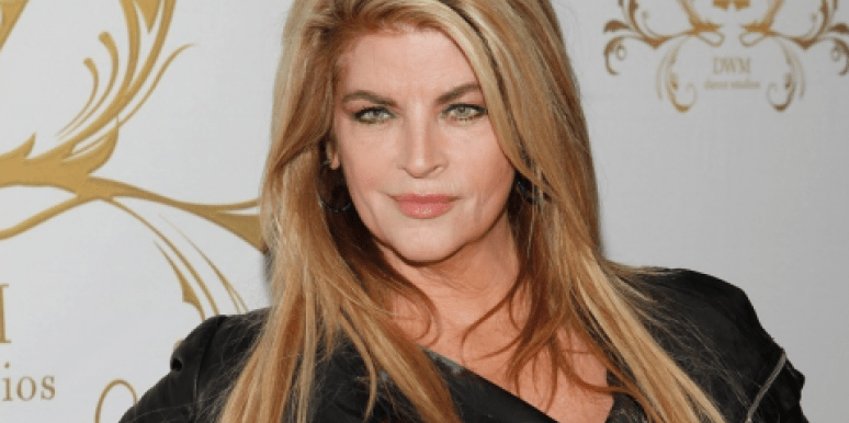 Kirstie Alley Confesses: What I Did Was Worse Than Cheating