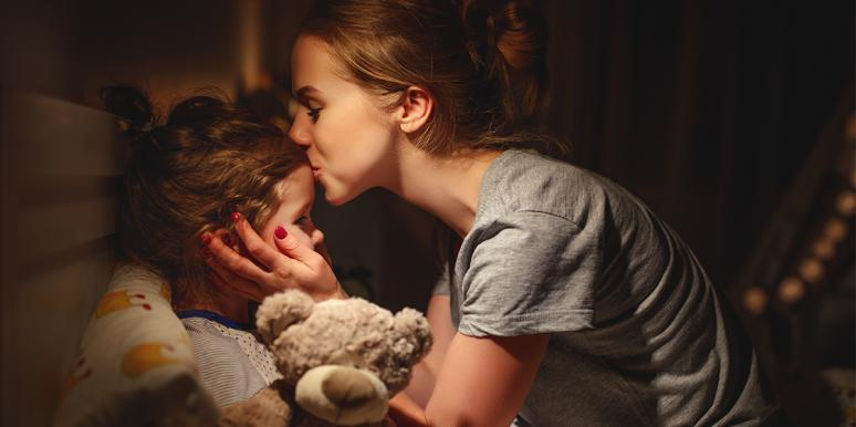 Why I Think Kissing Your Kids On The Lips Is Sexually Inappropriate