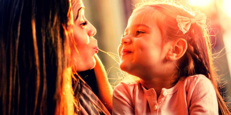 Do You (Should You???) Kiss Your Kids On The Lips?