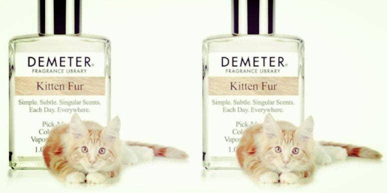 demeter kitten perfurme