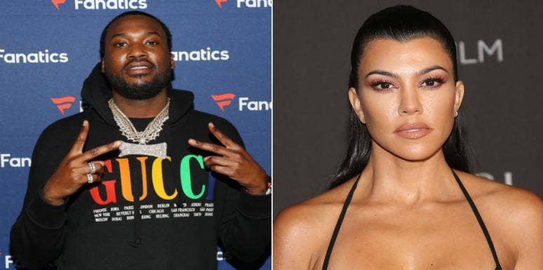 Are Meek Mill And Kourtney Kardashian Dating?