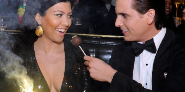 Celebrity Sex Talk: Scott Sexted What To Kourtney Kardashian?!