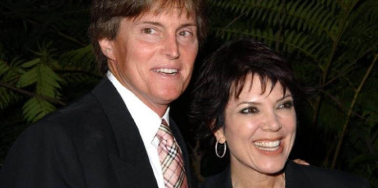 Breaking Love News: Kris Jenner & Bruce Jenner Have Separated