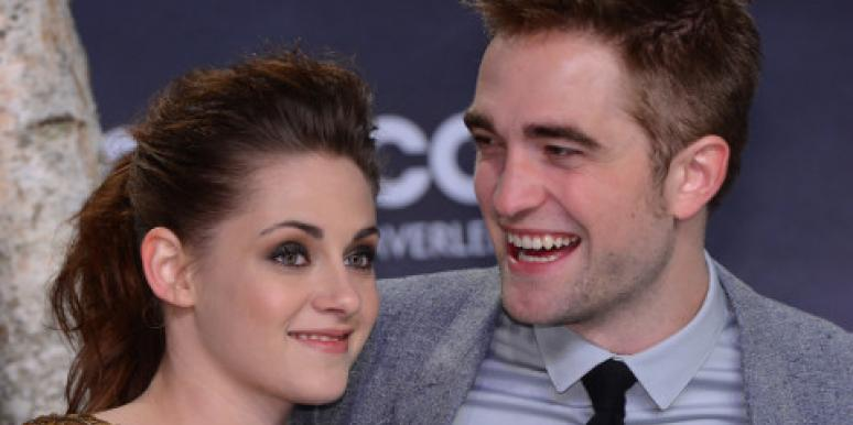 Love: Are Kristen Stewart & Robert Pattinson Back Together?