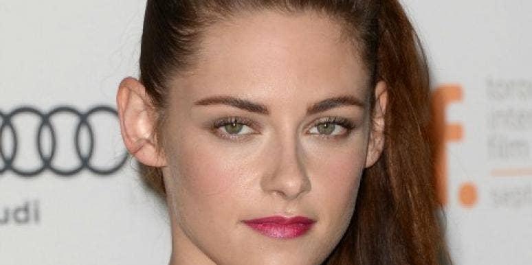 Single Kristen Stewart