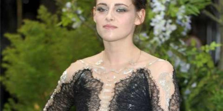 Kristen Stewart at Snow White and the Hunstman