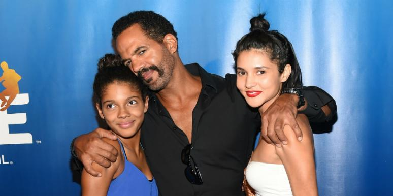 Who Is Kristoff St. John's Daughter?