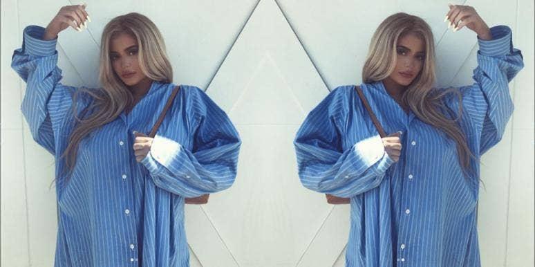 Kylie Jenner pregnancy, gender hinted by Kardashians