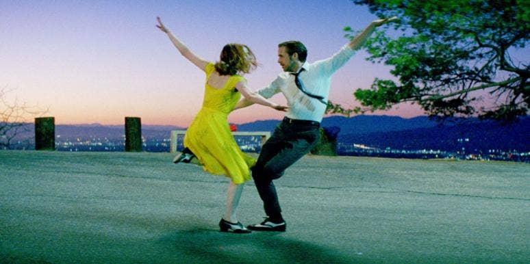 Oscar nominated movie la la land emma stone ryan gosling