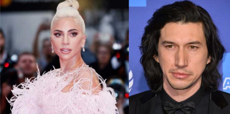 Lady Gaga and Adam Driver