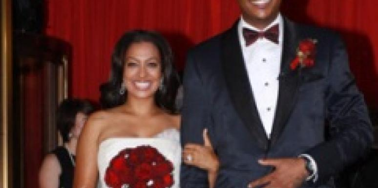 Lala Vasquez and Carmelo Anthony get married