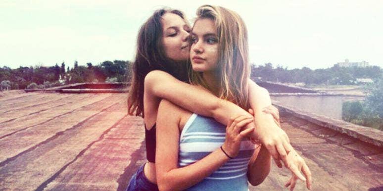lesbian relationship sex