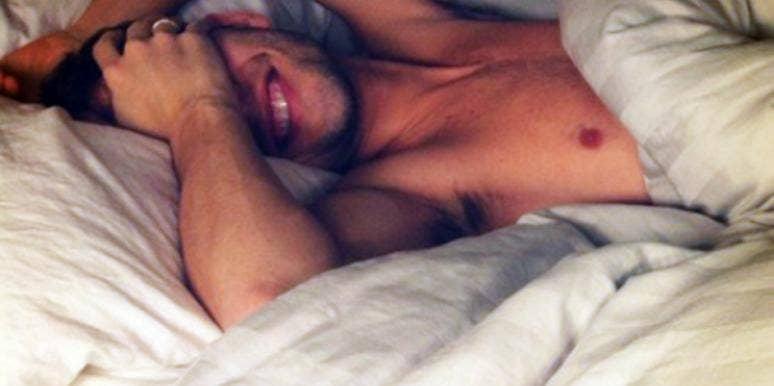 Man learns to masturbate