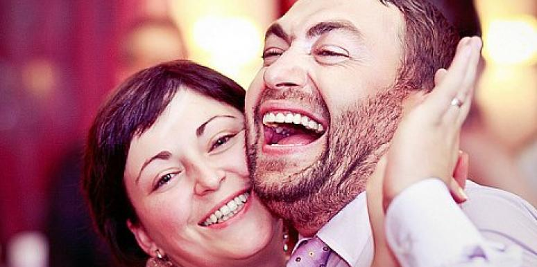How To Save A Relationship: Laugh Together!
