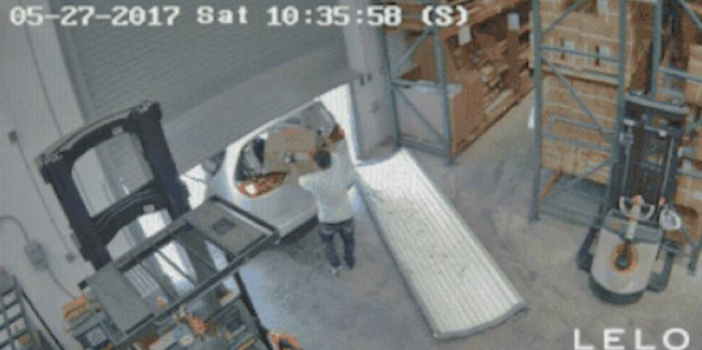 sex toy warehouse robbery