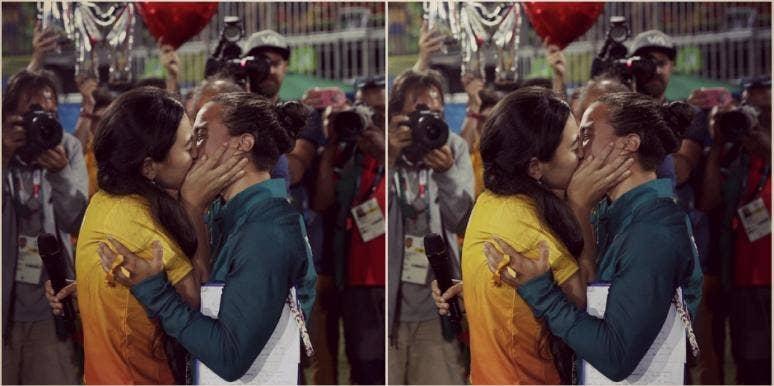 lgbt love lesbian olympics