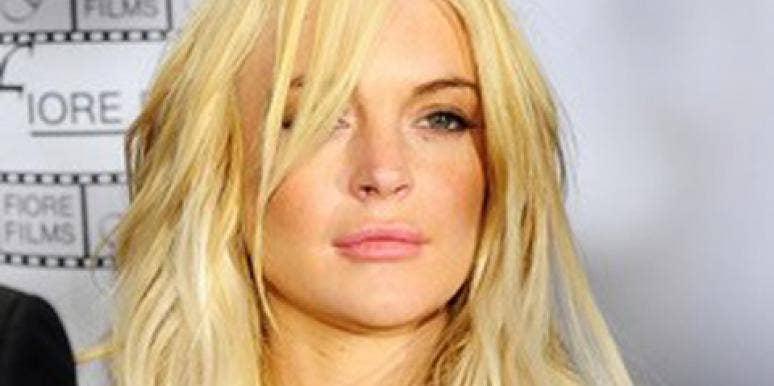 Lindsay Lohan & 6 More Blonde Bombshells Who've Posed For Playboy