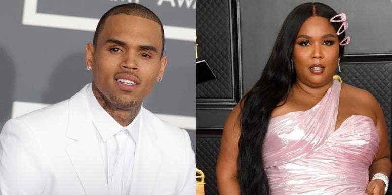Lizzo, Chris Brown