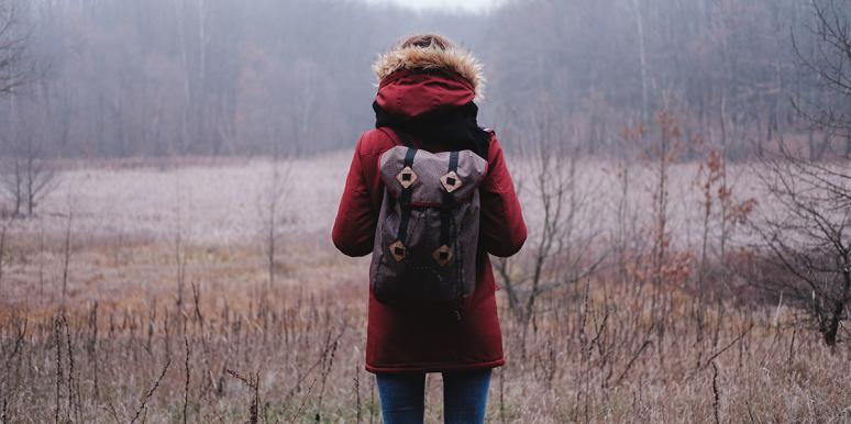The Traumatic Way I Learned Love Doesn't Mean Showing Up For Someone No Matter What