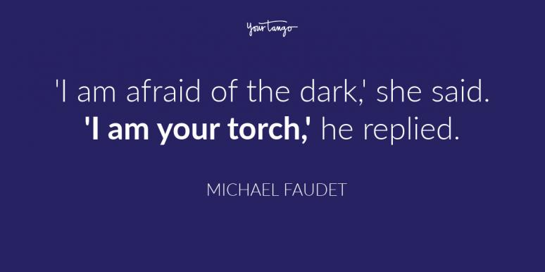 Michael Faudet Love Poem