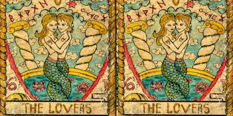 The Lovers Tarot Card Meaning: Upright, Reversed & In Love