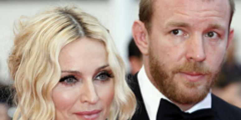 Madonna and Guy Ritchie Reach Divorce Settlement