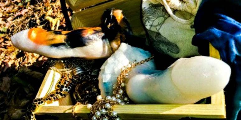 mermaid dildo