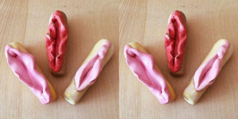 vagina pipes