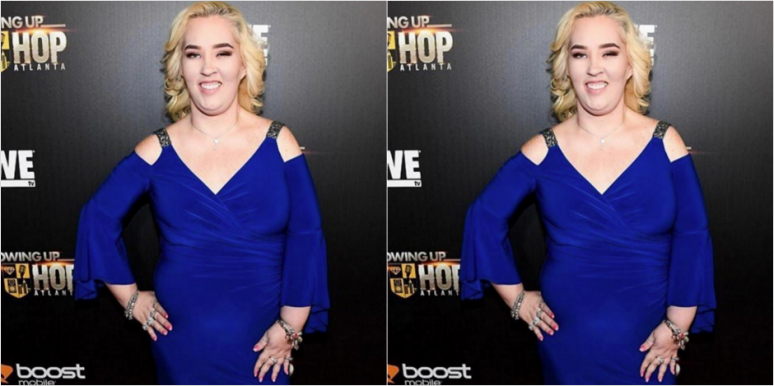 Is Mama June legally blind