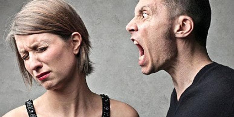 Short tempered men
