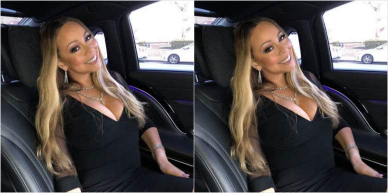 new Mariah Carey weight loss photos