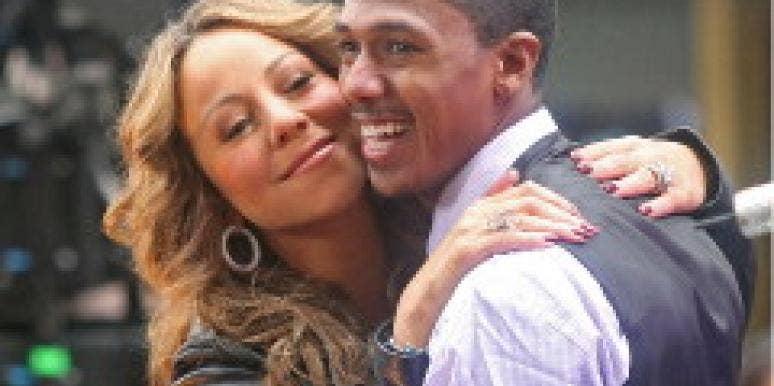 Mariah Carey Nick Cannon pregnancy rumors