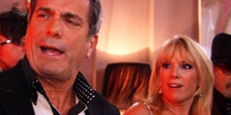 Ramona Singer & Husband Mario Singer