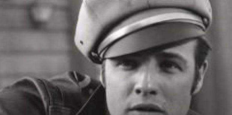 Marlon Brando Seduced Jackie Collins