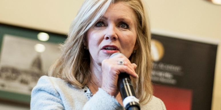 who is Marsha Blackburn's husband