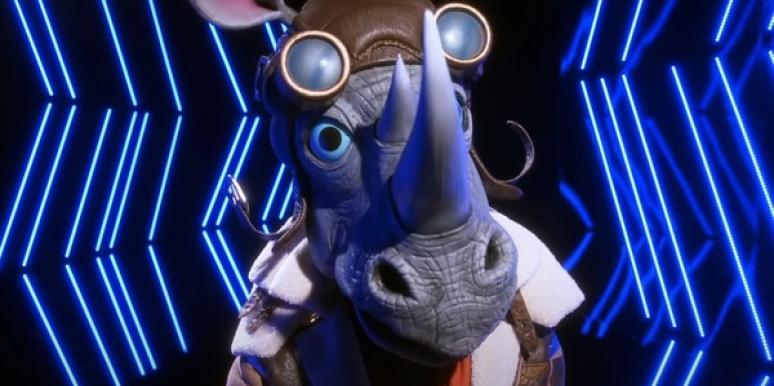Who Is The Rhino On 'The Masked Singer'? Masked Singer Spoilers Ahead!