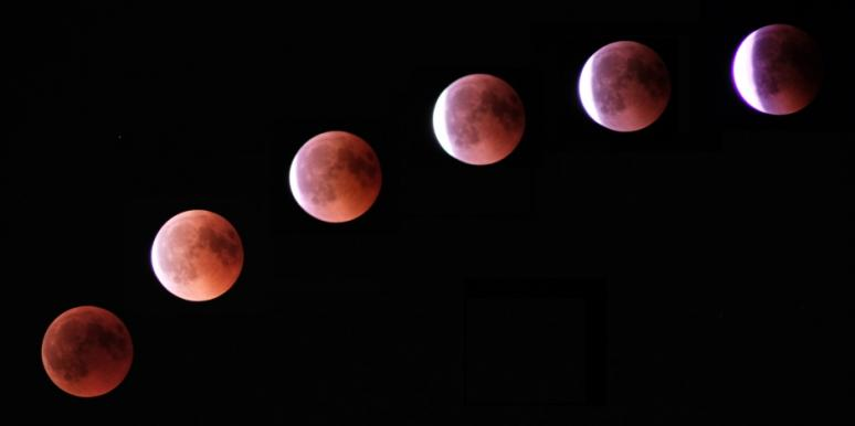 When Is The Lunar Eclipse & How The Super Blood Full Moon Eclipse Affects All Zodiac Signs In Astrology