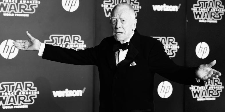 How Did Max Von Sydow Die? Legendary Actor Dead At 90
