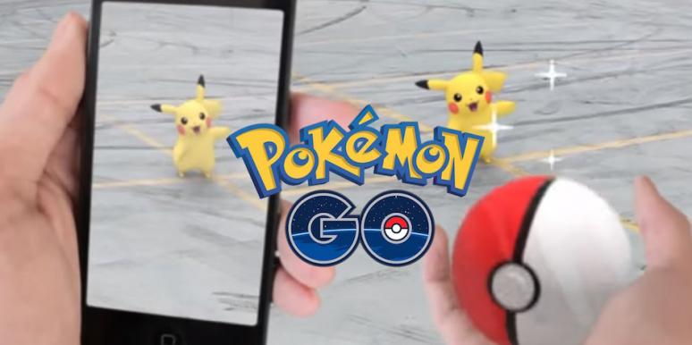 Is Pokemon Go Is The Next Great Dating App? | YourTango