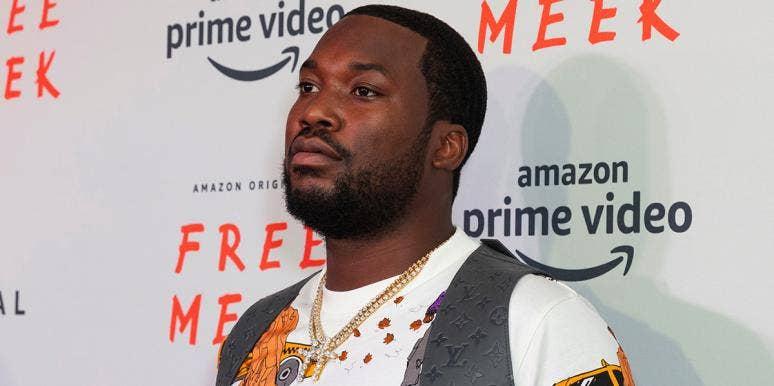 Rapper Meek Mill