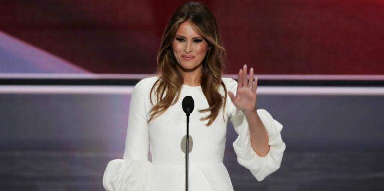 Does Melania Trump have a body double