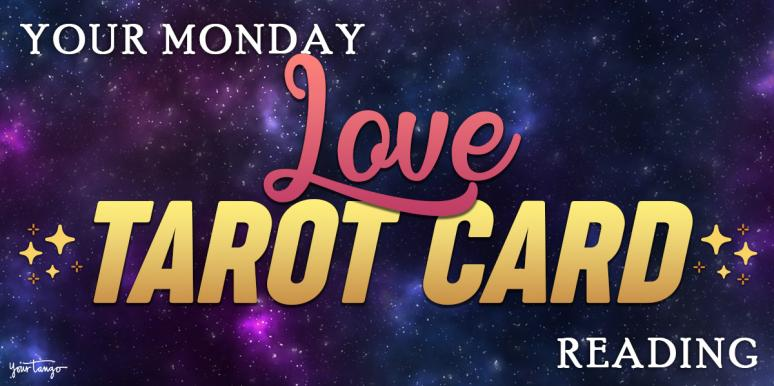 Today's Love Horoscopes + Tarot Card Readings For All Zodiac Signs On Monday, April 27, 2020