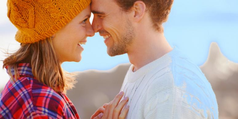 How to know if a shy man likes you