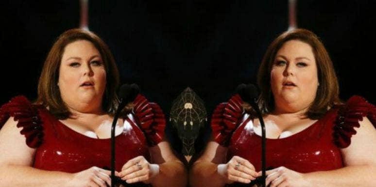 Chrissy Metz gets Body Shamed For Wearing Latex Dress At MTV Movie Awards